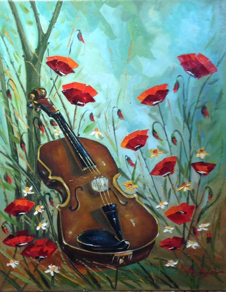 The Music Of Spring